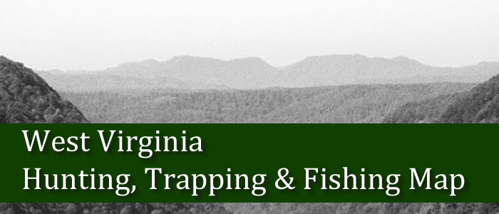 Wv hunting trapping and fishing for Virginia fishing license online