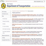 Image of the WV Department of Transportation Website