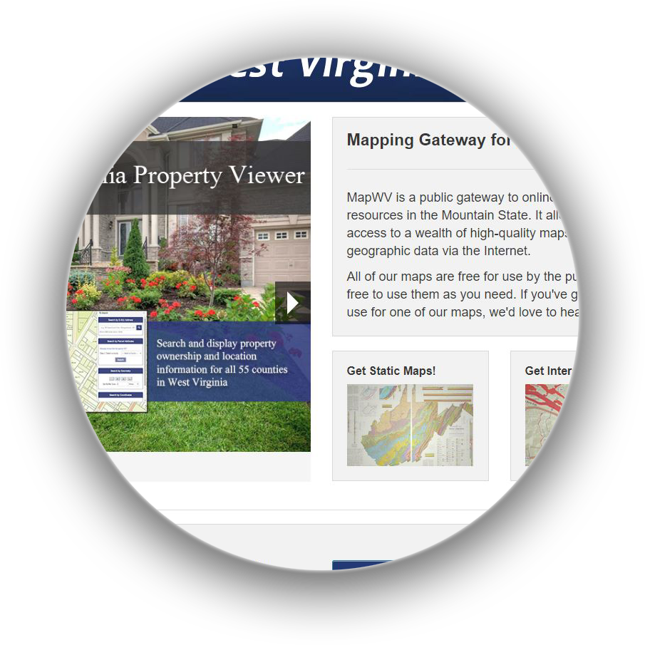property real search virginia west