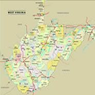 Map WV Interactive Maps - Map wv